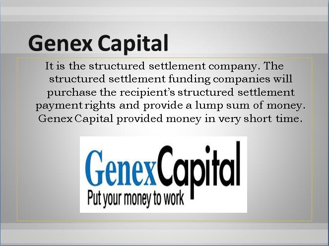 Structured Settlement Companies