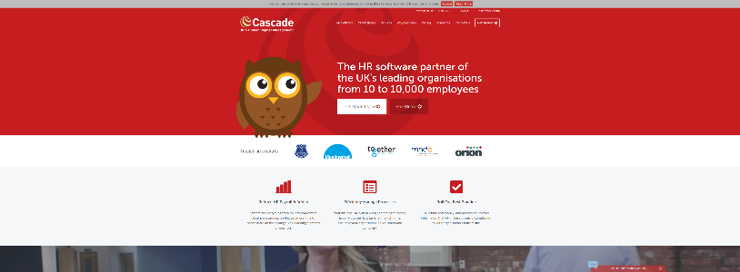 CASCADEHR.CO.UK