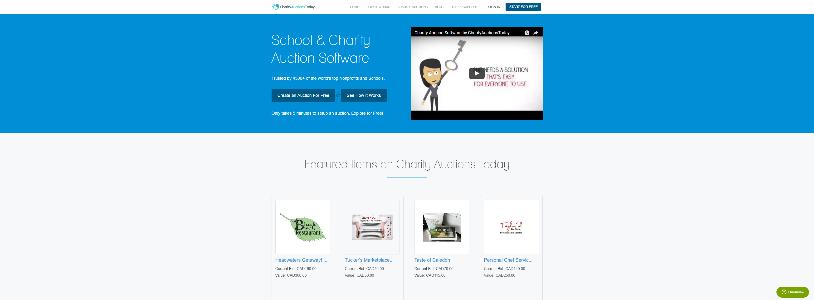 CHARITYAUCTIONSTODAY.COM