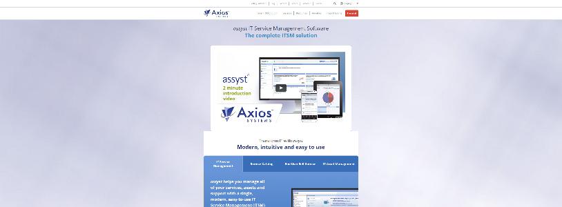 AXIOSSYSTEMS.COM