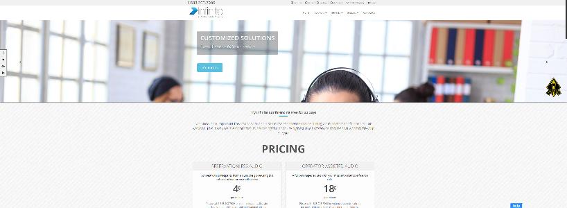 INFINITECONFERENCING.COM