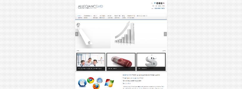 ALLEGIANCEMD.COM
