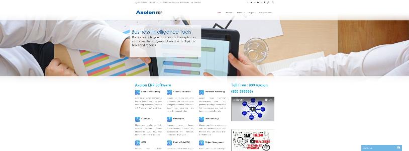 AXOLONERP.COM