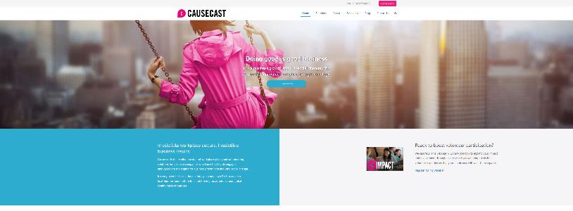 CAUSECAST.COM