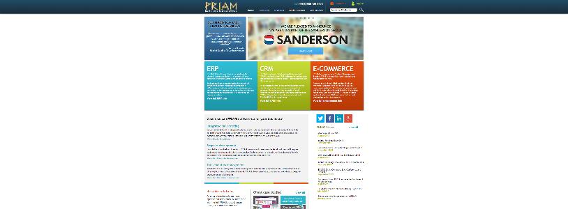 PRIAMSOFTWARE.COM