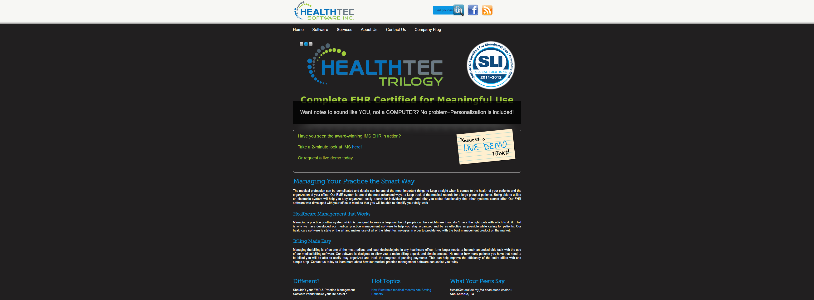 HEALTHTEC-SOFTWARE.COM