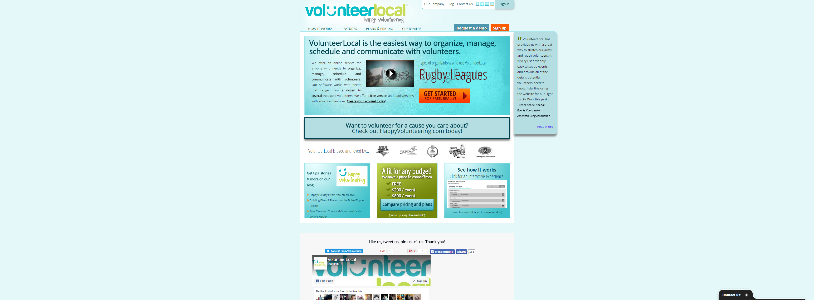 VOLUNTEERLOCAL.COM