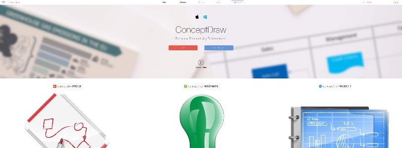 CONCEPTDRAW.COM