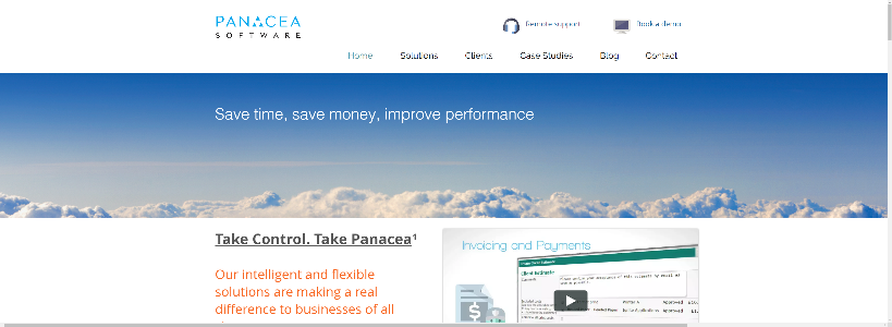 PANACEA-SOFTWARE.COM