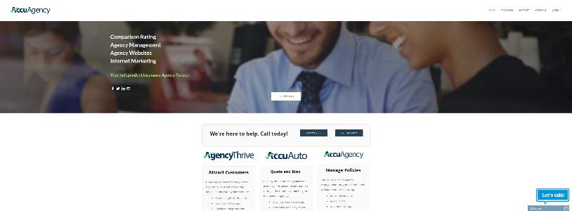 ACCUAGENCY.COM