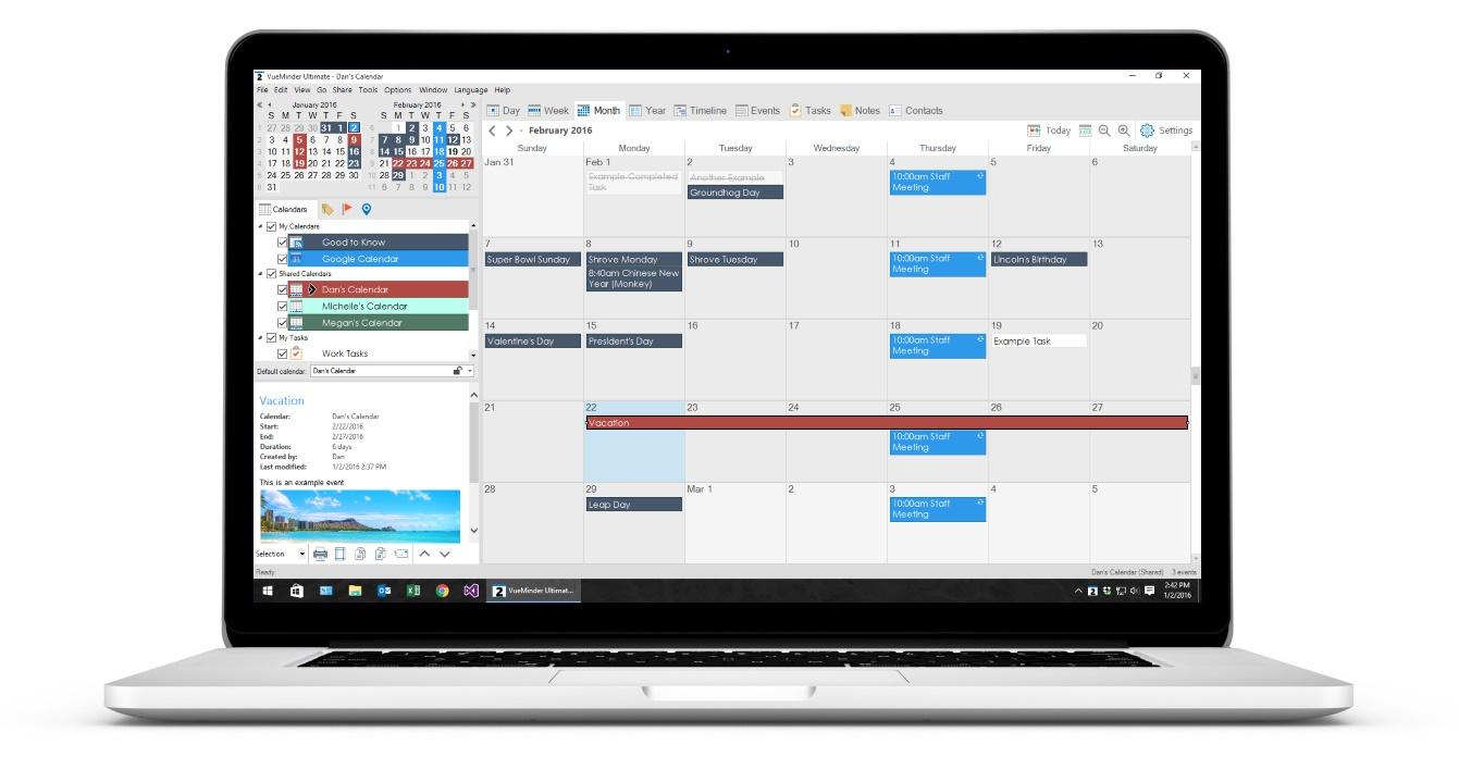 Calendar Wallpaper App : Best legal calendar software smb reviews