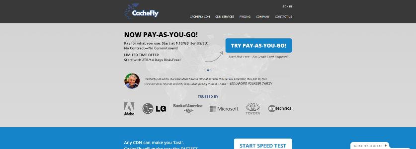 CACHEFLY.COM