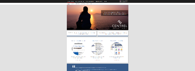CENTREL-SOLUTIONS.COM