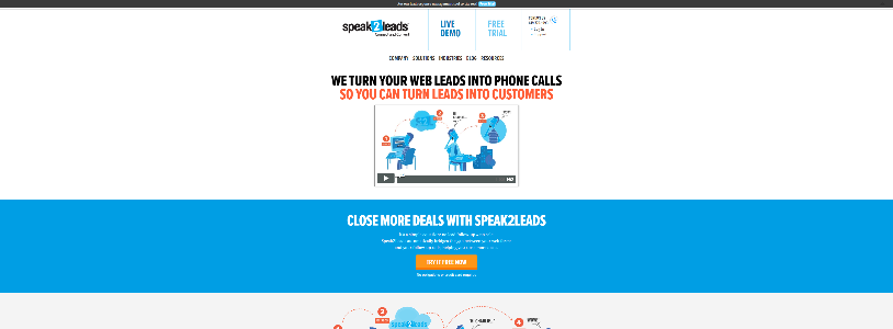 SPEAK2LEADS.COM