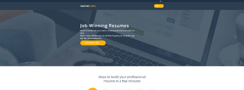 step by step resume builder for free select template modern resumebuilderorg