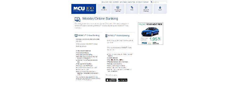Mcu Online Banking