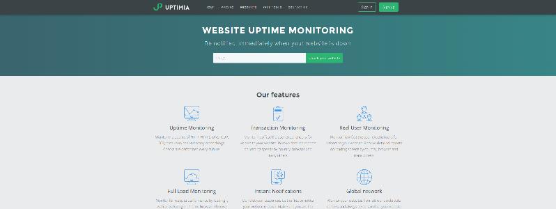 UPTIMIA.COM