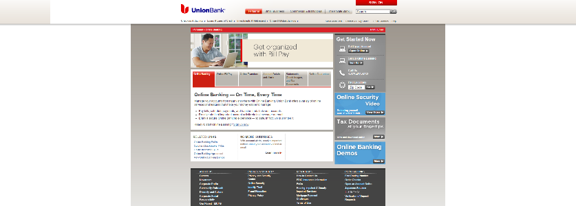 Union Bank Online