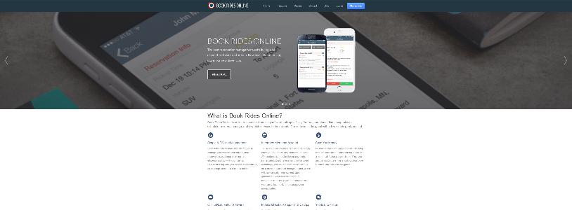 BOOKRIDESONLINE.COM