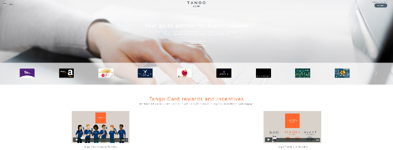 TANGOCARD.COM