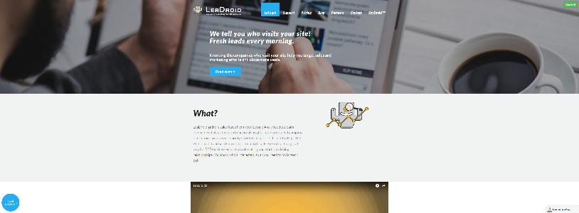 LEADROID.COM