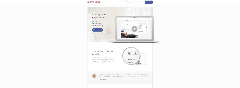 MOMOYOGA.COM
