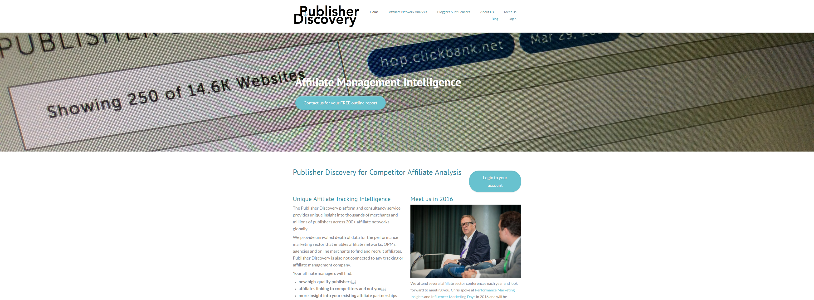 PUBLISHER-DISCOVERY.COM
