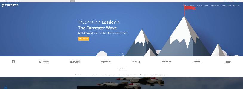 TRICENTIS.COM