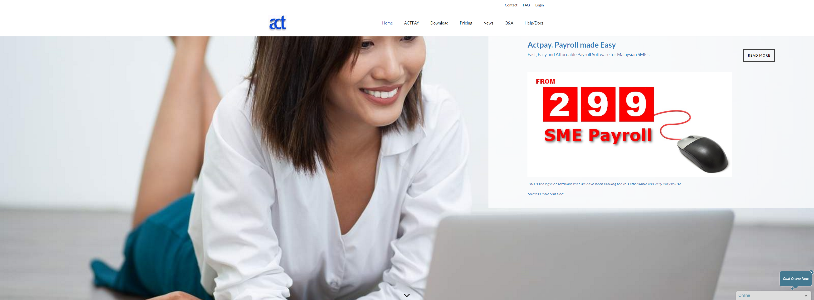 ACTPAYROLL.COM