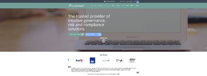 CORESTREAM.CO.UK