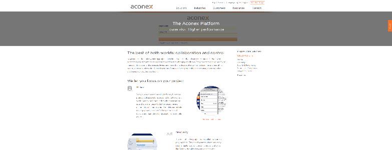 ACONEX.COM