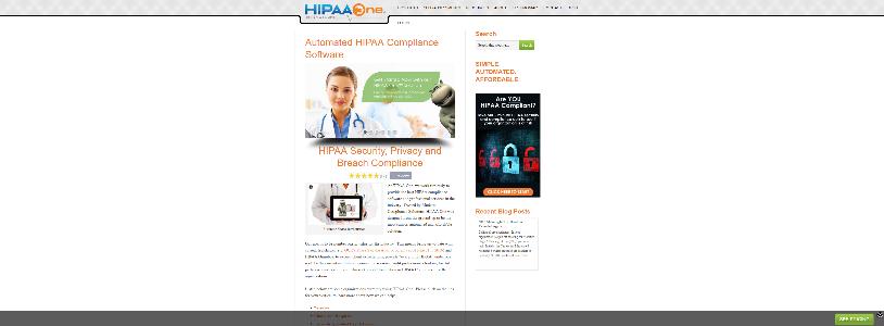 HIPAAONE.COM