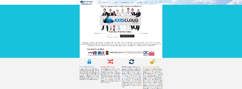 AXISCLOUDSYNC.COM