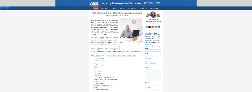 ARSMANAGERPLUS.COM