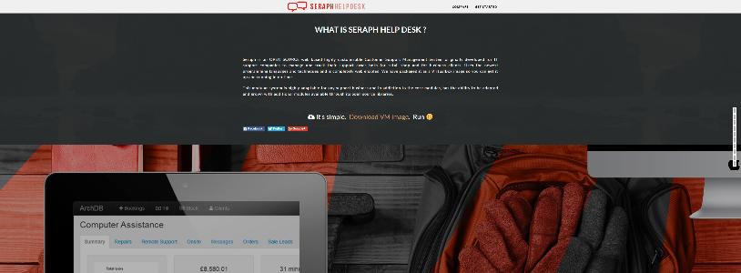 SERAPHHELPDESK.COM