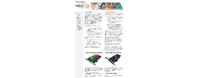 VOICETRONIX.COM