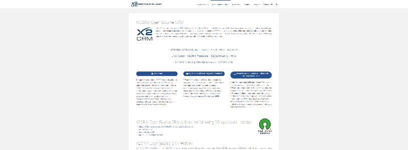 X2CRM.COM