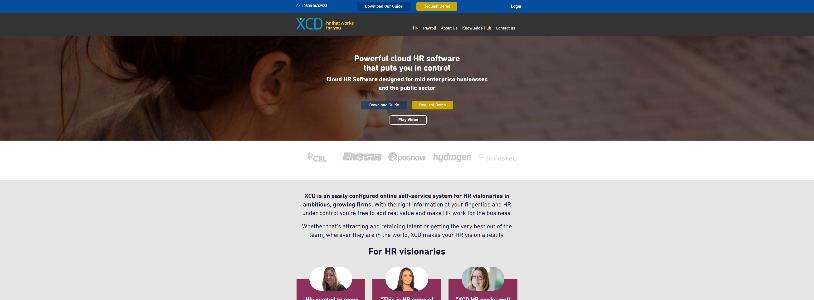 XCDHR.COM
