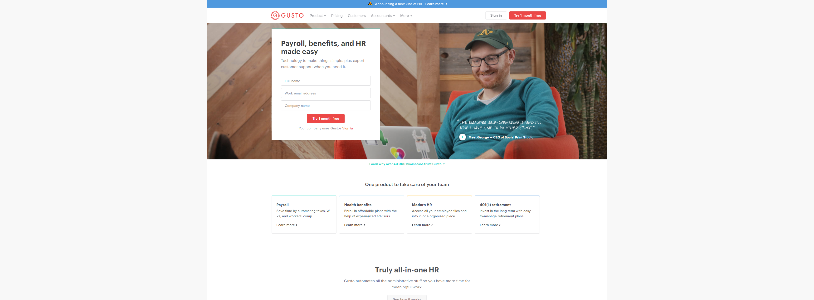 GUSTO.COM