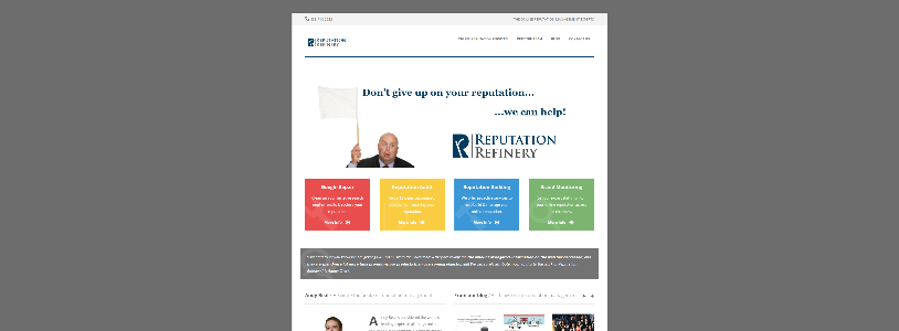 REPUTATIONREFINERY.COM