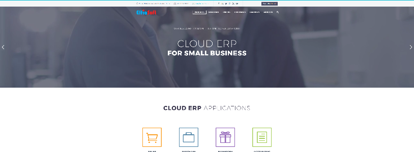 Top 20 Cloud Based Erp Software For Small Business 2020