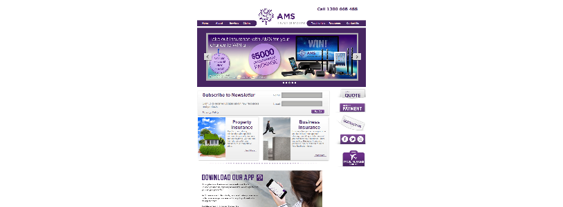 AMSINSURANCE.COM.AU