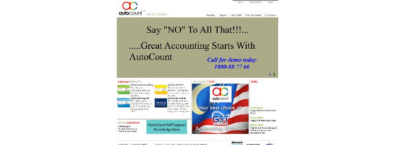 AUTOCOUNTSOFT.COM