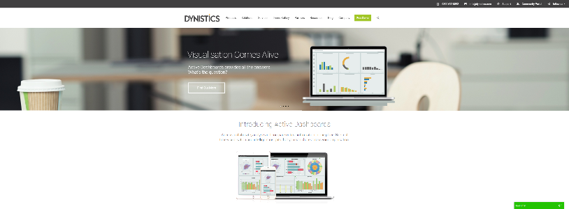 DYNISTICS.COM