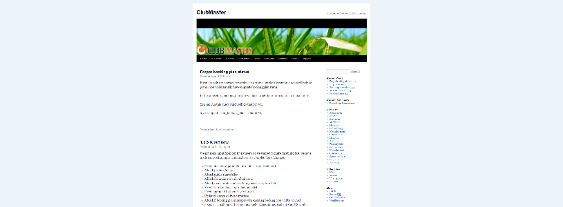 CLUBMASTER.ORG