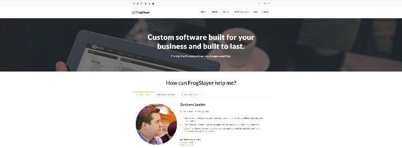 FROGSLAYER.COM