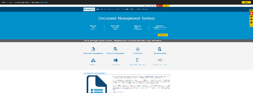 Top 6 open source digital signature software 2018 1 for Best document signing software