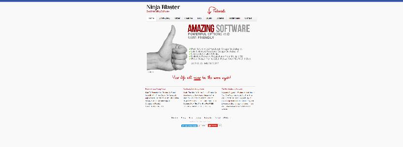NINJABLASTER.COM