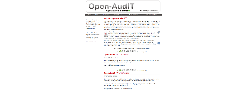 OPEN-AUDIT.ORG