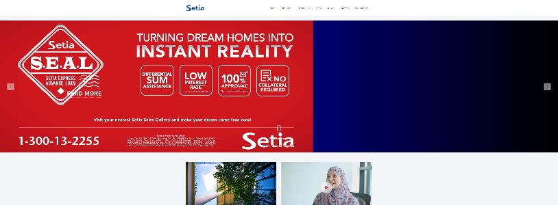 SPSETIA.COM